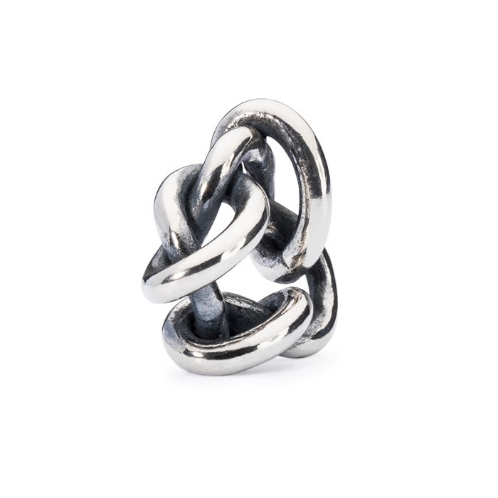 Trollbeads Live, Love and Forgive Sterling Silver TAGBE-10100